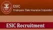 ESIC Recruitment 2019: 9 ಜ್ಯೂನಿಯರ್ ರೆಸಿಡೆಂಟ್ ಹುದ್ದೆಗಳ ನೇಮಕಾತಿ