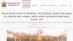 ಪೊಲೀಸ್ ಇಲಾಖೆ ನೇಮಕಾತಿಯ ಎಸ್ಐ ಮತ್ತು ವಿಶೇಷ ಮೀಸಲು ಎಸ್ಐ ಹುದ್ದೆಗಳಿಗೆ ಅರ್ಜಿ ಸಲ್ಲಿಕೆ ಅವಧಿ ವಿಸ್ತರಣೆ