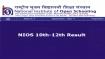 NIOS 12th Result 2020: 12ನೇ ತರಗತಿ ಪರೀಕ್ಷಾ ಫಲಿತಾಂಶ ರಿಲೀಸ್