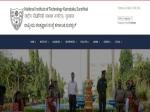 ಎನ್ಐಟಿ ನೇಮಕಾತಿ  2019:  ಪ್ರಾಜೆಕ್ಟ್ ಅಸಿಸ್ಟೆಂಟ್ ಹುದ್ದೆಗಳಿಗೆ ಅರ್ಜಿ ಆಹ್ವಾನ
