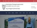 NIT Recruitment 2020: ಜೆಆರ್ ಎಫ್ ಮತ್ತು ಫೀಲ್ಡ್ ಅಸಿಸ್ಟೆಂಟ್ ಹುದ್ದೆಗಳ ನೇಮಕಾತಿ