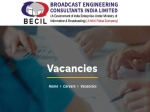 BECIL Recruitment 2021 : 99 ಮೇಲ್ವಿಚಾರಕ ಮತ್ತು ಲೋಡರ್ ಹುದ್ದೆಗಳಿಗೆ ಅರ್ಜಿ ಆಹ್ವಾನ