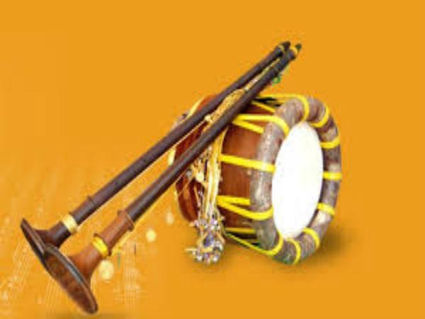 ಡೋಲು ಮತ್ತು ನಾದಸ್ವರ ಸಂಗೀತ ತರಬೇತಿ