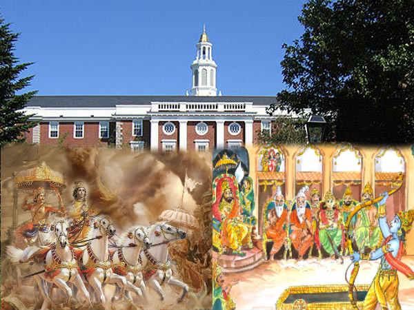 ಅಮೆರಿಕ ವಿವಿಯಲ್ಲಿ ರಾಮಾಯಣ-ಮಹಾಭಾರತದ ದರ್ಶನ