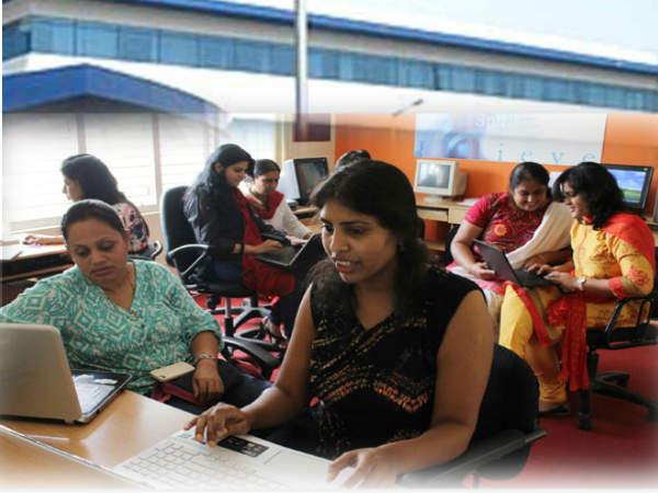 ಭಾರತದ ಐಟಿ ಕಂಪನಿಯಲ್ಲಿ ಶೇ.34 ರಷ್ಟು ಮಹಿಳೆಯರು
