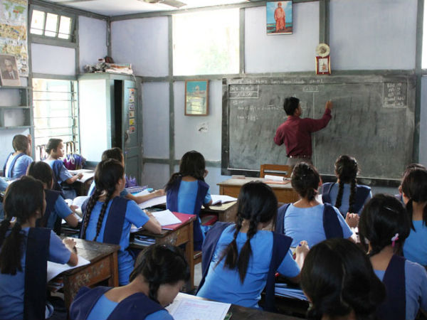 ಶಿಕ್ಷಕ-ವಿದ್ಯಾರ್ಥಿ ಅನುಪಾತ  ಪರಿಷ್ಕರಣೆ