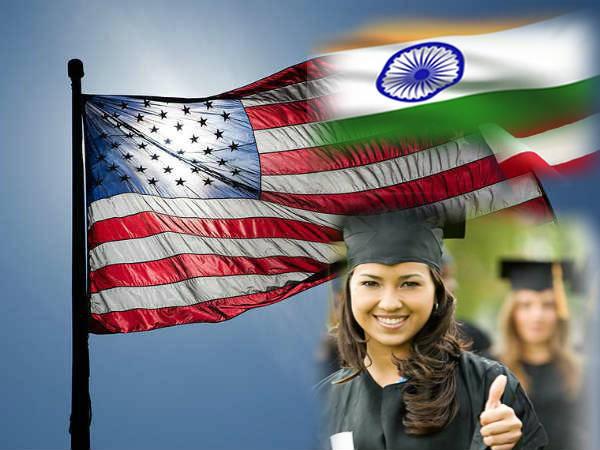 ಅಮೆರಿಕಾದಲ್ಲಿ ಹೆಚ್ಚಿದ ಭಾರತೀಯ ವಿದ್ಯಾರ್ಥಿಗಳ ಸಂಖ್ಯೆ