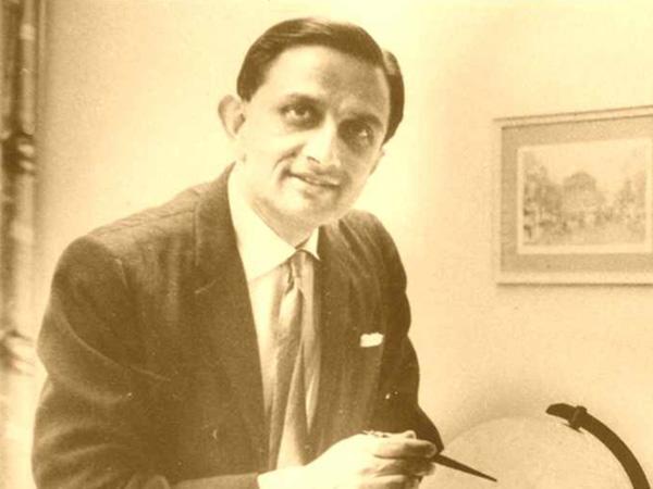 ಬಾಹ್ಯಾಕಾಶ ತಜ್ಞ ವಿಕ್ರಂ ಸಾರಾಭಾಯಿ ಜನ್ಮಶತಮಾನೋತ್ಸವಕ್ಕೆ ಗೂಗಲ್ ಡೂಡಲ್ ಗೌರವ