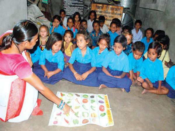 ರಾಯಚೂರು ಜಿಲ್ಲೆಯ ಅಂಗನವಾಡಿಯಲ್ಲಿ ಅಂಗನವಾಡಿ ಕಾರ್ಯಕರ್ತೆಯರ ನೇಮಕಾತಿ