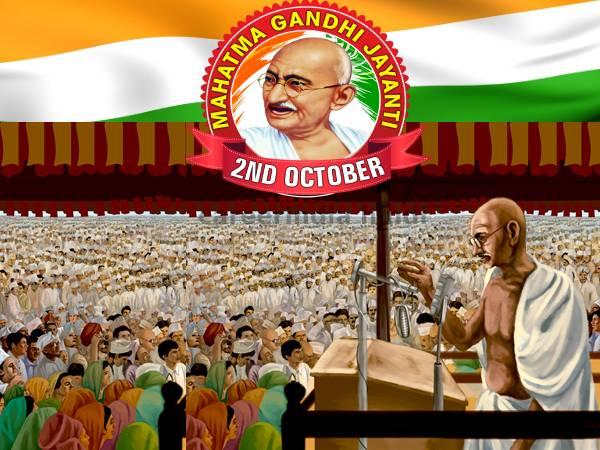 Gandhi Jayanthi Speech In Kannada: ಗಾಂಧಿ ಜಯಂತಿಯಂದು ಕನ್ನಡದಲ್ಲಿ ಭಾಷಣ ಮಾಡಲು ಇಲ್ಲಿದೆ ಸಲಹೆ