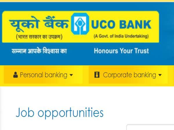 UCO Bank Recruitment 2020: 91 ವಿಶೇಷ ಅಧಿಕಾರಿ ಹುದ್ದೆಗಳಿಗೆ ಅರ್ಜಿ ಆಹ್ವಾನ