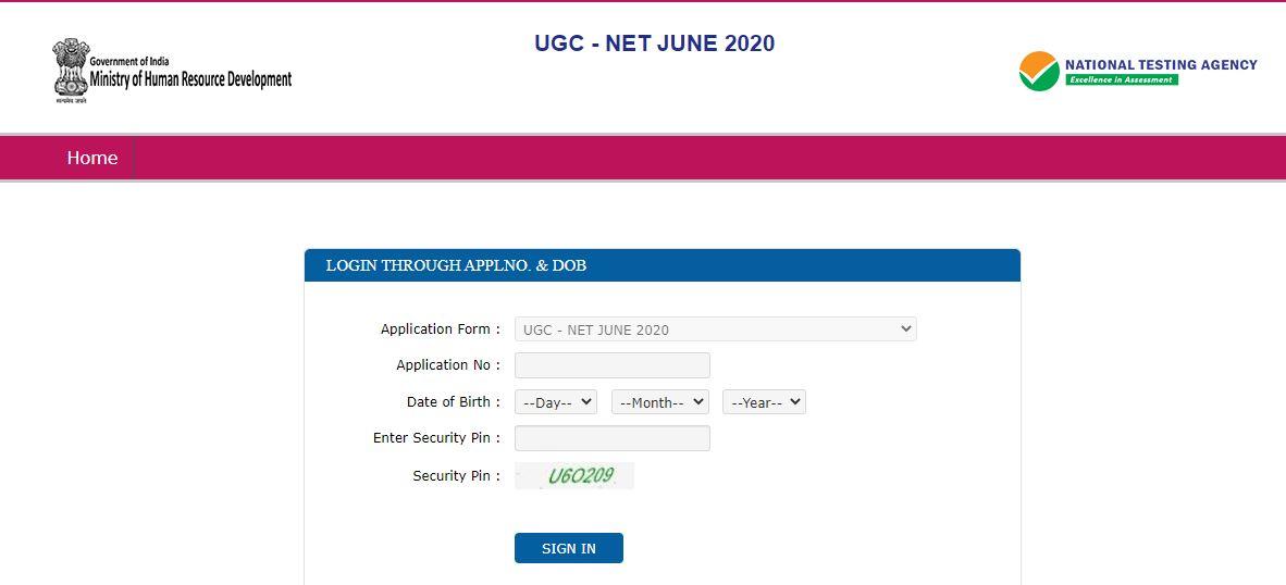 ಯುಜಿಸಿ ಎನ್ಇಟಿ 2020 ಕೀ ಉತ್ತರಗಳು ರಿಲೀಸ್