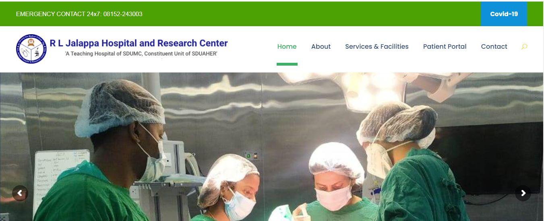 RL Jalappa Hospital And Research Centre Recruitment 2021: 9 ಫಾರ್ಮಾಸಿಸ್ಟ್ ಹುದ್ದೆಗಳಿಗೆ ಅರ್ಜಿ ಆಹ್ವಾನ