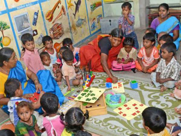 ಬೆಂಗಳೂರು ಗ್ರಾಮಾಂತರ ಅಂಗನವಾಡಿ ಕೇಂದ್ರಗಳಲ್ಲಿ 96 ಹುದ್ದೆಗಳ ನೇಮಕಾತಿ