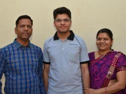 Jee Topper Kalpit Veerwal Created History By Getting 100 Percent