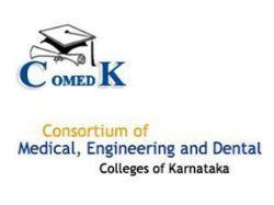 Comedk Uget 2017 Results Declared
