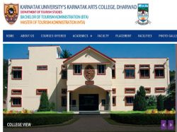 Admissions For Bachelor Of Tourism Administration