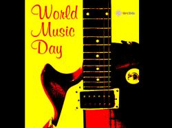 June 21 Is Celebrated As World Music Day