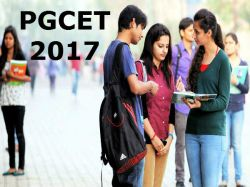 Pgcet 2017 Admit Cards Are Available For Download