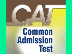 Common Admission Test Cat 2017 For Management Studies