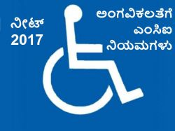 Neet Reservation Policy For Physically Handicapped Candidate