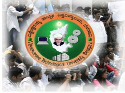 Students Protest Against Vtu On Results And Fees