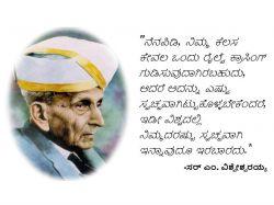 th Birth Anniversary Of Sir M Visvesvarayya