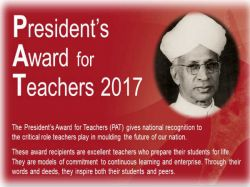 Teachers From Karnataka Selected For National Award