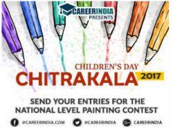 Careerindia Chitrakala 2017 Painting Contest