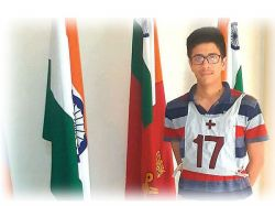 Shivansh Joshi Rejects Iit To Serve Nation