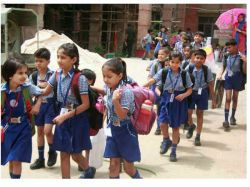 The Safety Of School Children Is The Responsibility Of The Respective States