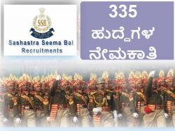 Ssb Recruiting Various Inspector Posts On Deputation