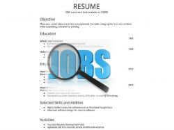 Tips To Write Simple And Attractive Resume