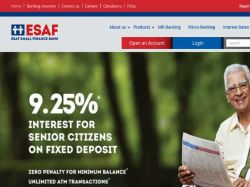 Esaf Bank Recruitment For Various Jobs