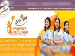 Santoor Womens Scholarship