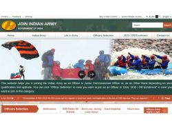 Indian Army Recruitment For Soldiers