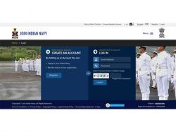 Indian Navy Recruitment For Ssc Officer