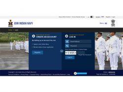 Indian Navy Recruitment For Ssc Officer