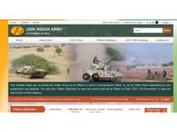 Indian Army Recruitment 2018 For Technical Entry Scheme