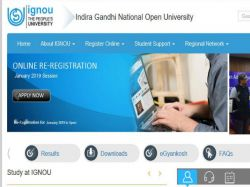 Ignou Bed Admission 2019 Registration Date Extended