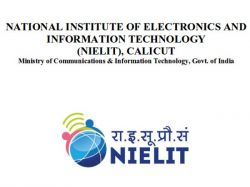 Nielit Recruitment 2018 For Scientist Posts