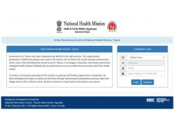 Nhm Recruitment For Community Health Officer
