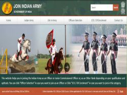 Indian Army Recruitment 2019 For 100 Soldier Gd Women Milit