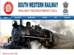South Western Railway Recruitment 2019 For 179 Various Posts