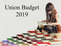 Union Budget 2019 Highlights Study In India Program