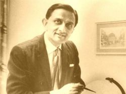 Google Doodle Celebrate Vikram Sarabhai 100th Birth Annivers