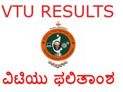 Vtu 2019 Results Declared How To Download Check Here
