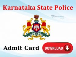 Ksp Recruitment 2019 Etpst Admit Card Released For Rsi Psi Posts