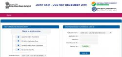 Csir Ugc Net 2019 Application Form Correction Begins From Today