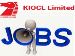 Kiocl Recruitment 2019 Walk In Interview For Checmists Posts